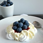 Mini pavlova per dolcidee.it